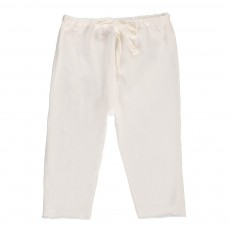 Pantalon Nico Blanc