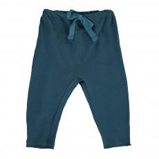 Pantalon Nico Bleu pétrole
