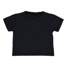 T-shirt Jersey Pietro Bleu nuit