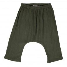 Pantalon Jungle Bébé Vert kaki
