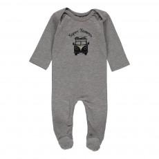 Pyjama Super Summer Rêve Gris