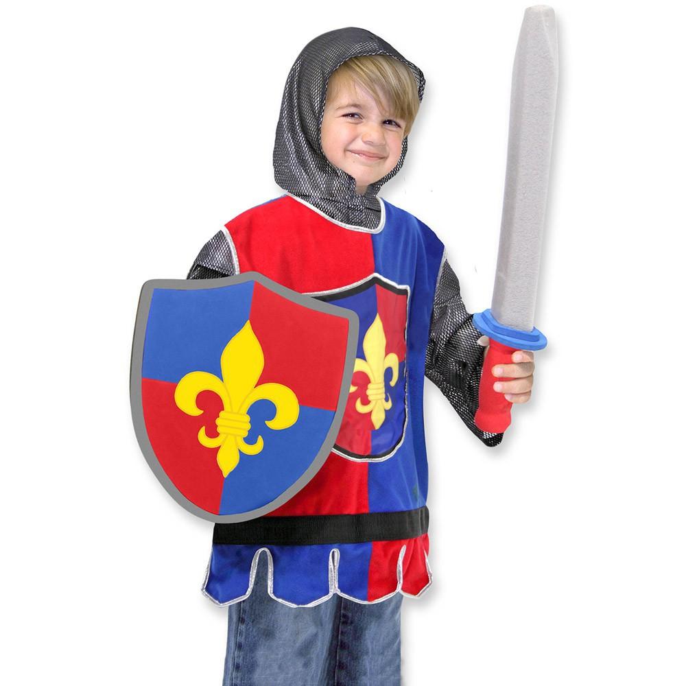 costume de chevalier melissa doug jeux jouets loisirs enfant smallable. Black Bedroom Furniture Sets. Home Design Ideas