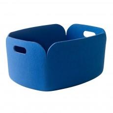 Panier de rangement - Bleu