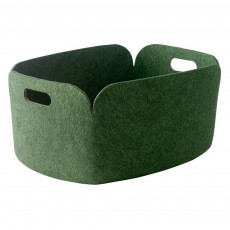 Panier de rangement - Vert
