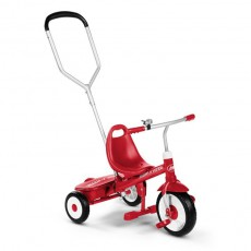 Tricycle Steer & Stroll Rouge