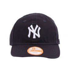 Casquette Curve Ajustable My First NY 9FORTY Bleu