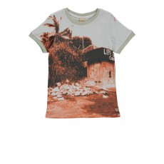 T-shirt Summer Multicolore