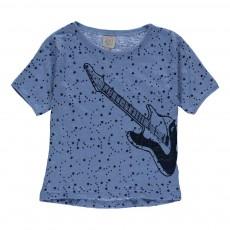 T-shirt Tarzany Bleu