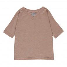 T-shirt Timpy Rose pêche