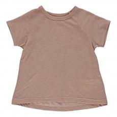 T-shirt Tipoy Rose pêche