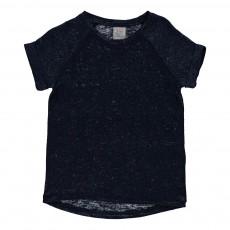 T-shirt Toby Bleu marine
