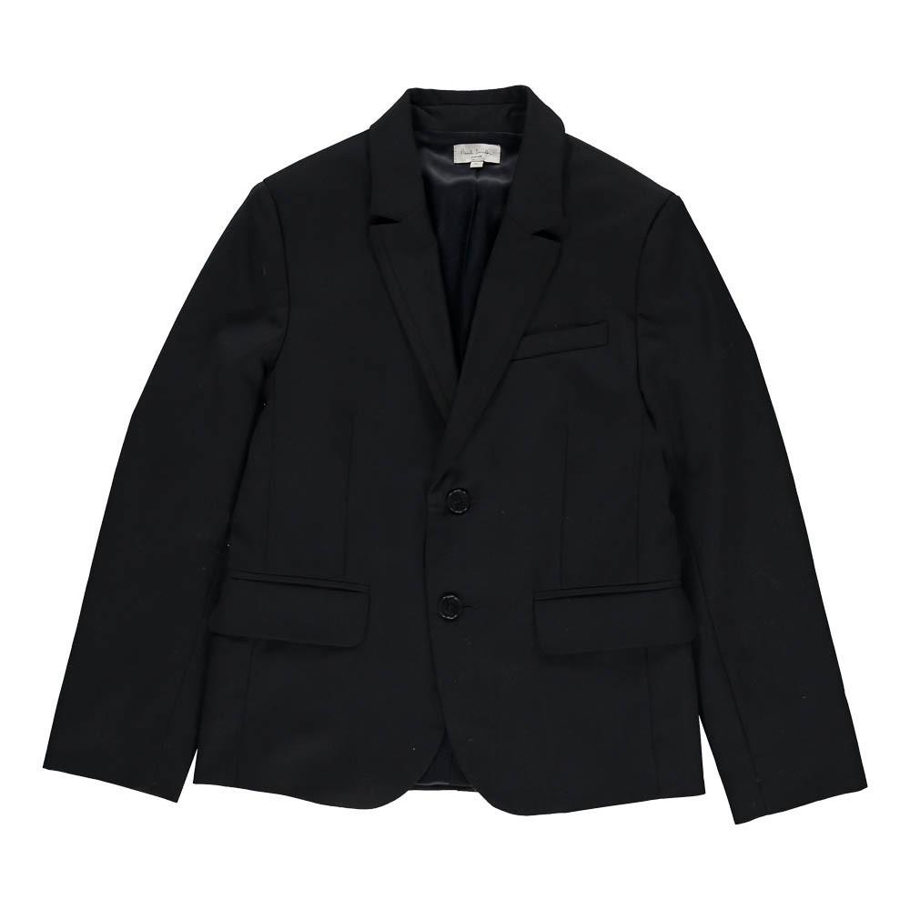 veste de costume hubert bleu nuit paul smith junior mode ado gar on smallable. Black Bedroom Furniture Sets. Home Design Ideas
