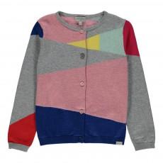 Pull Graphique Hagnes Multicolore