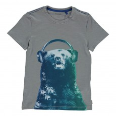 T-shirt Ours Hyannis Gris