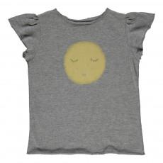 T-shirt Rêve Papillon Gris