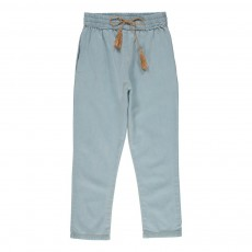 Pantalon Denim Valentin Denim bleached