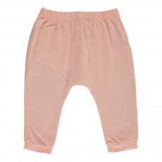 Pantalon Rose pêche