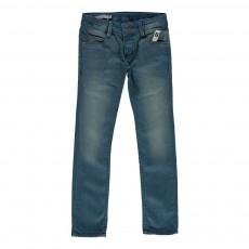 Jean Slim Bleu jean