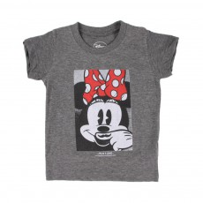 T-Shirt Minnie Gris