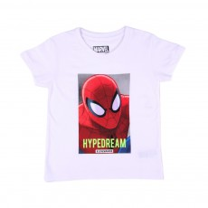 T-Shirt Spiderdream Blanc