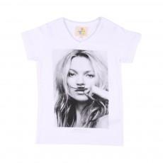 T-Shirt Kate Blanc