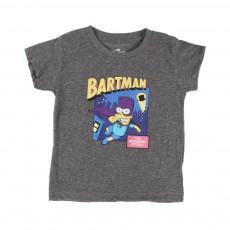 T-Shirt Bartman Gris