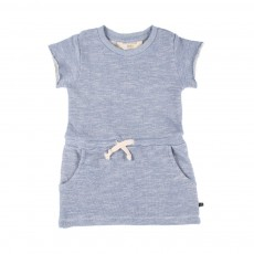 Robe Fanny  Bleu chiné