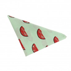 Foulard Paréo All Over Watermelons Vert