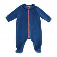 Pyjama Pieds BV Marcio Bleu