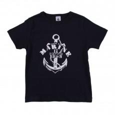 T-Shirt Marine Bleu marine