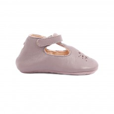 Babies souples Lilly Taupe