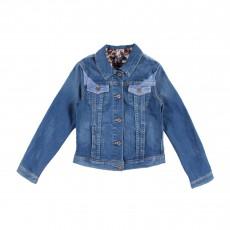 Veste Jean Bleu jean