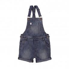 Salopette Jean Bleu jean