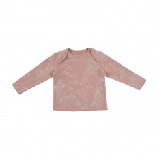 T-shirt Buster Vieux Rose