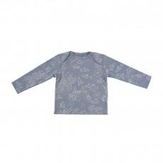 T-shirt Buster Bleu