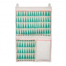 Pochette murale Triangles