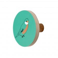 Patère oiseau