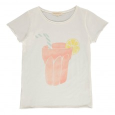 T-shirt Limonade Ecru