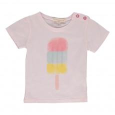 T-shirt Sorbet Bébé Rose pâle