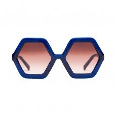 Lunettes de Soleil Honey Bleu marine