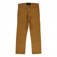 Pantalon Chino Scotty Ocre