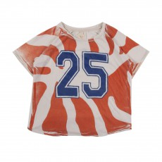 T-shirt 25 Rouge