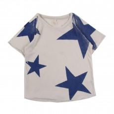 T-shirt Etoile Bleu