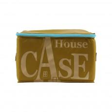 Rangement House Case - Jaune moutarde
