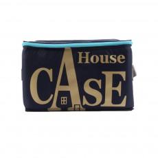 Rangement House Case - Bleu marine