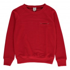 Pull Sidony Rouge