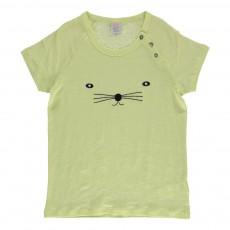 T-shirt Tilly Vert