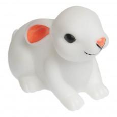 Veilleuse bébé lapin Blanc