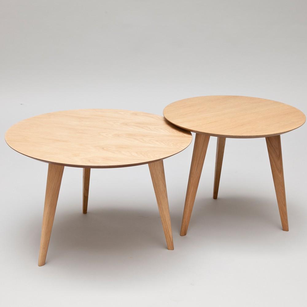table lalinde ronde ch ne sentou mobilier smallable. Black Bedroom Furniture Sets. Home Design Ideas