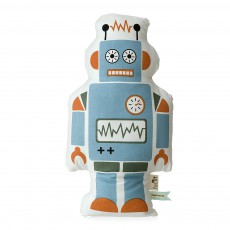 Coussin Mr Large Robot